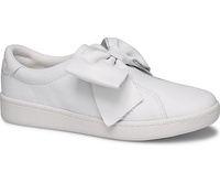 Keds Ace Bow Leather Women's Sneakers White (WH59010)