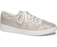 Keds Ace Glitter Suede Women's Sneakers Champagne (WH59004)