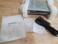 🚚 全新 SONY 數位機上盒 DST-S100T 選台器【含運費】