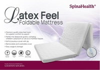 GOODNITE Latex Feel Foldable Mattress