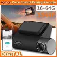 Xiaomi 70mai Dash Cam Pro smart Car 1994P HD Video Recording With WIFI Function Rear View Camera Vec