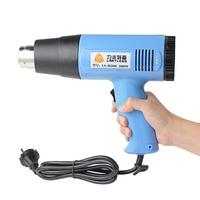 2000W Temperature Adjustable Heat Gun Handheld Hotair Gun