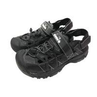 【DIADORA迪亞多那】水陸兩用 護趾涼鞋 後跟可拆 排水 運動 超輕量 男 (DA5890) 黑 【雙惠鞋櫃】