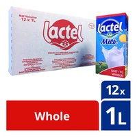 Lactel UHT Milk - Whole