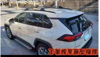 (小鳥的店)豐田 2019 RAV4 RAV-4 5代 五代 正美規原廠橫桿 adventure 進口件 預留孔 車頂架