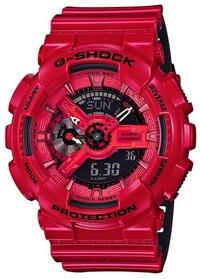 Casio G-Shock GA-110LPA-4A Red