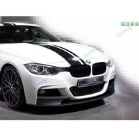 BMW F30 M-TECH保桿專用M-PERFORMANCE前下巴