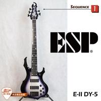 【爵士樂器】公司貨 ESP E-II ANDROMEDA D STD DY-5 閃靈貝斯手 Doris 代言琴 BASS