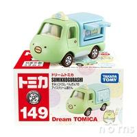 【日貨Tomica小汽車 角落生物 企鵝冰淇淋車】Norns 日本多美小汽車 No.149 角落小夥伴 日本SAN-X 夢幻Dream 好窩生活節