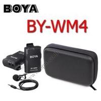 BY-WM4 Boya Wireless Microphone For DSLR Camera Camcorder and Mobile ไมค์โครโฟนไร้สายสำหรับกล้องและมือถือ