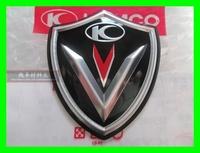 《機車材料王》光陽 VJR125 V型貼紙 前下導流貼紙 側蓋 86720-LHJ6-900 立體貼紙 貼紙