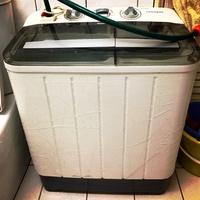 Frigidaire 富及第迷你雙槽洗衣機 二手