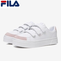 FILA New Court Deluxe Bold VC FS1SIA3001X_WPK  White/Pink Shoes