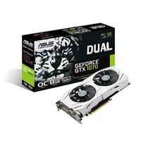 [代理商盒裝]ASUS 華碩 DUAL-GTX1070-O8G 顯示卡/記憶體:8GB GDDR5