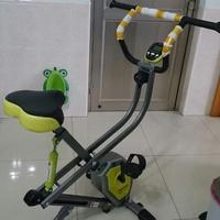 Hito 璽督 伸展飛輪健身機 腳踏車 健腹 美背 有氧運動 可摺疊收納 x-bike 立式健身機 磁控靜音
