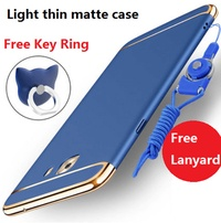 OPPO R11S/R11S Plus、R11/R11 Plus 、R9S/R9S Plus、R9/R9 Plus Matte Drop protector case cover