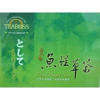 TEABOSS 皇圃魚腥草茶一盒50包 市價1380團購價1000(可7-11/全家取貨付款)