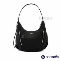 PF20610-BLK] Pacsafe STYLESAFE 防盜肩背包 (10L) (黑色)