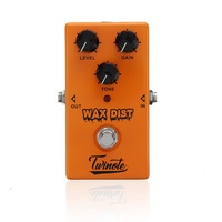 Twinote WAX DIST Vintage Distortion Effects Pedal for Musical Instruments Guitar Accessories Coupon d0896c