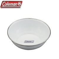 [ Coleman ] 琺瑯碗 單入 白 / 公司貨 CM-32361