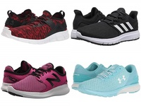 CLEARANCE SALE Adidas/Fila/New Balance Running Shoes - Men's/Women's