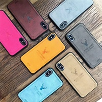 Creative elk oppo r9 r9s r11 r11s plus r15 Case Cover Casing  r11 soft protective cover imitation le