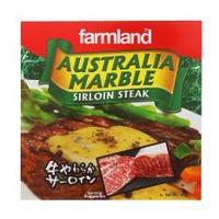 [Bundle of 5 Packets] Farmland Australia Marble Sirloin Steak 5x150g