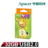 Apacer宇瞻「麻吉動物園」AH171 32GB OTG隨身碟_長頸鹿
