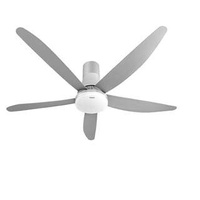 Panasonic Ceiling Fan  F-M15GW  60'' With LED Light