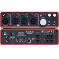 Focusrite Scarlett 18i8 錄音介面 錄音卡 公司貨 1代