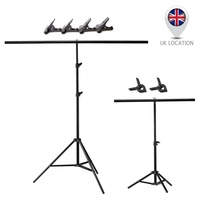 200*200cm Large Metal PVC Backdrop Support Background Stand System Photo - intl
