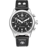【Bentley 賓利】AVIATOR系列 遨翔菁英計時手錶