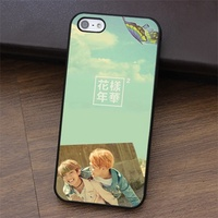 Bangtan Boys BTS Butterfly cell phone case cover for iphone 5 5s SE 5c 6 6S Plus 7 plus for Samsung