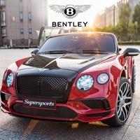 【實體店面,保固一年】賓利supersport兒童電動車 Bentley正版授權 賓利GT