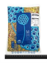 E1【魚大俠】FF186蘭揚蘭田輕食藜麥毛豆(1kg/包) 夏季特賣