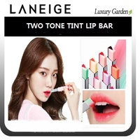 [LANEIGE]  Two Tone Tint Lip Bar +Two Tone Tint Lip Bar / KOREA BEAUTY