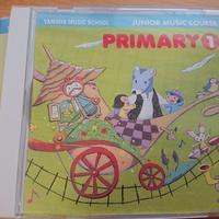 Yamaha幼兒班1音樂教材(dvd+vcd+教材+練習本+豆豆板+書包)