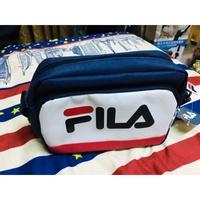 FILA小側背包