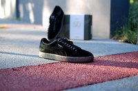 PUMA Suede Classic x Chain - Black (Limited Edition)