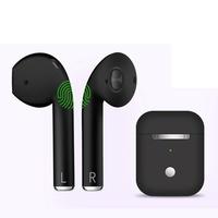 i19 tws觸摸彈窗藍牙耳機 無線藍牙5.0立體聲雙耳通話帶充電倉耳機