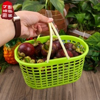 Lm09sg359 丁峰3斤新料手提 fruit basket arbutus basket 草莓 basket strawberry ba