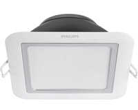 Philips Hue Aphelion 59002 Downlight Square 9W (Cut out 125mm)