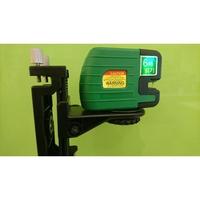 ☆捷成儀器☆韓國製HU180G 綠光雷射水平儀 綠光雷射儀 超強綠光可做外牆磁磚 多功能壁架PLS180G