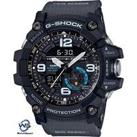 Casio G-Shock GG-1000-1A8 Mudmaster Twin Sensor 200M Analog Digital Men's Watch