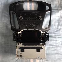 (全新)(免運費)福特 focus MK3.5 7x 原廠音響 附贈全新原廠腳踏墊