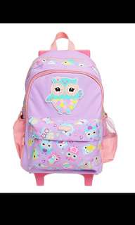 Smiggle Trolley Backpack $70