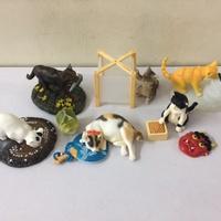 絕版逸品 Yujin 曆貓 全套六隻(全新現貨)
