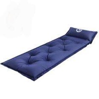 Outdoor Sleeping Bag Foldable Air Mattress Single Personcomfortable Laybag