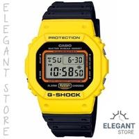 Casio G-Shock DW-5600TB-1 Resin Band Men's Watch / DW-5600TB-1D