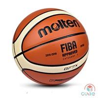 🌟折扣碼「RAIN0731」🌟MOLTEN GF7X FIBA認證 室內籃球 7號球